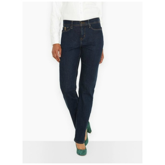 search for latest perfect quality special promotion Levi's 512 Perfectly Slimming Straight Leg Jeans